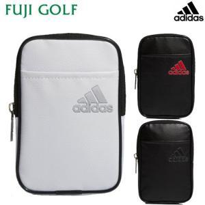 ゴルフ ラウンドポーチ adidas アディダス アクセサリーポーチ 2019年SSモデル|fujigolf-kyoto