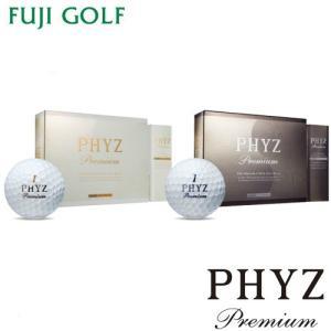 ゴルフボール ブリヂストン ゴルフ ファイズ プレミアム 1ダース BRIDGESTONE GOLF PHYZ Premium 2015年モデル|fujigolf-kyoto