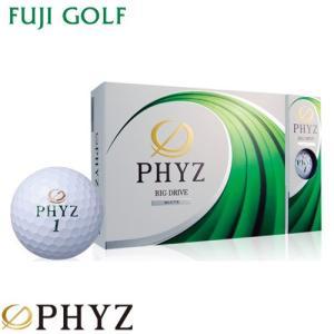 在庫限り 超特価 BRIDGESTONE GOLF ブリヂストン ゴルフ NEW PHYZ ファイズ 2017年モデル ゴルフボール 1ダース|fujigolf-kyoto