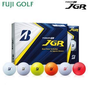 BRIDGESTONE GOLF ブリヂストン ゴルフ TOUR B JGR ジェイジーアール ゴルフボール 1ダース 2018年モデル|fujigolf-kyoto