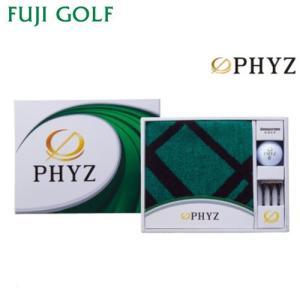 ゴルフ ギフト BRIDGESTONE GOLF ブリヂストン ゴルフ G7PH10 PHYZ ボールギフト|fujigolf-kyoto