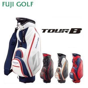 BRIDGESTONE GOLF ブリヂストン ゴルフ TOUR B 軽量 CBG821 メンズ キャディバッグ 2018年モデル|fujigolf-kyoto