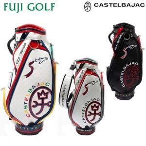 完全数量限定 ゴルフ キャディバッグ CASTELBAJAC カステルバジャック ワールドゴルフ柄 キャディバッグ CBC021 メンズ キャディバッグ 2019年モデル|fujigolf-kyoto