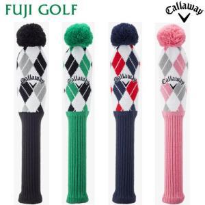 Callaway キャロウェイ Knit Driver Head Cover 17 JM ドライバー用 ニット ヘッドカバー|fujigolf-kyoto