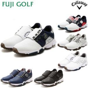 ゴルフ シューズ Boa ボア メンズ Callaway キャロウェイ HYPERCHEV BOA 2478983501 2018年モデル|fujigolf-kyoto
