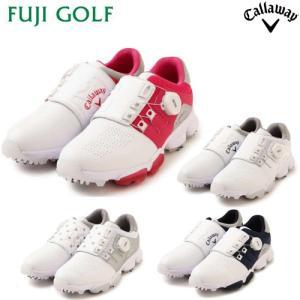 ゴルフシューズ レディース Callaway Golf キャロウェイ ゴルフ HYPERCHEV BOA WM 18 ウィメンズ 2018年モデル|fujigolf-kyoto