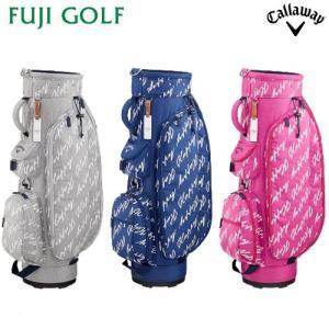 ゴルフ レディース キャディバッグ Callaway GOLF キャロウェイゴルフ ハッピー ウィメンズ 19 JM Happy Women's 19 JM 2019年モデル|fujigolf-kyoto