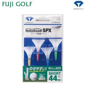 ゴルフ ティー DAIYA GOLF ダイヤ ゴルフ トマホークティーSPX ショート TE-506