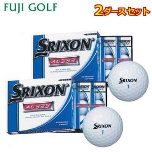 ゴルフボール 2ダースセット 数量限定特価 ダンロップ スリクソン AD333 DUNLOP SRIXON AD333 2014年モデル