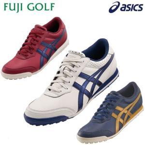 最終特価 DUNLOP asics ダンロップ アシックス GEL-PRESHOT CLASSIC 2 TGN915 クラシック2 ゴルフシューズ  スパイクレス|fujigolf-kyoto