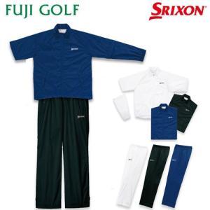 DUNLOP SRIXON ダンロップ スリクソン メンズ レインジャケット&パンツ上下セット SMR6001J+SMR6002S 2016年モデル|fujigolf-kyoto
