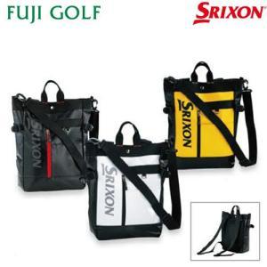 DUNLOP ダンロップ SRIXON スリクソン トートバック GGF-B8008 リュック可能|fujigolf-kyoto