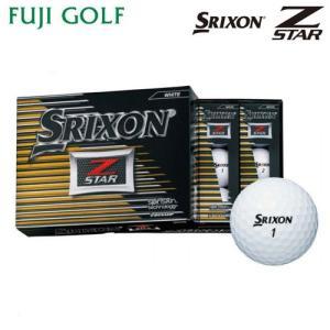 在庫限り 超特価 DUNLOP SRIXON ダンロップ スリクソン 2017 SRIXSON Z-STAR ゴルフボール 1ダース|fujigolf-kyoto