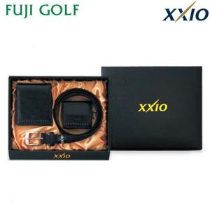 ゴルフ ギフト DUNLOP XXIO ダンロップ ゼクシオ ベルトギフト(ベルト・札入れ・小銭入れ) GGF-00493|fujigolf-kyoto
