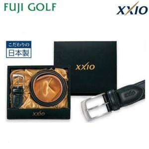ゴルフ ギフト DUNLOP XXIO ダンロップ ゼクシオ ベルト 日本製 ギフトコレクション GGF-50366|fujigolf-kyoto