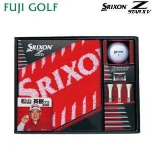 ゴルフ ギフト DUNLOP SRIXON ダンロップ スリクソン Z STAR XV ゴルフボール ギフトコレクション GGF-F1061|fujigolf-kyoto