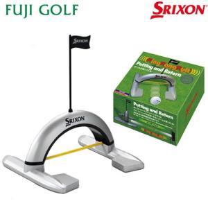 ゴルフ パッティング練習器 DUNLOP SRIXON ダンロップ スリクソン ピンポンパット GGF-35206|fujigolf-kyoto