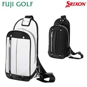ゴルフ ボディバッグ DUNLOP SRIXON ダンロップ スリクソン ワンショルダー GGB-S152 2018年AWモデル|fujigolf-kyoto