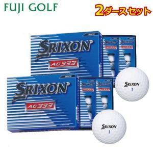 ゴルフボール 2ダース ダンロップ スリクソン AD333 DUNLOP SRIXON AD333 2ダースセット 2018年モデル|fujigolf-kyoto