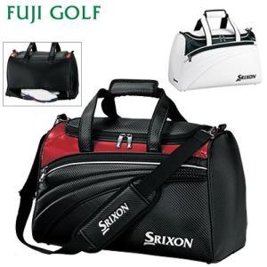 ボストンバッグ GGB-S143 DUNLOP SRIXON ダンロップ スリクソン シューズ収納付き スポーツバッグ 2018年AWモデル|fujigolf-kyoto