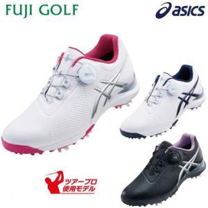 DUNLOP asics ダンロップアシックス GEL-ACE TOUR-LADY Boa TGN924 レディースゴルフシューズ 2018年モデル fujigolf-kyoto