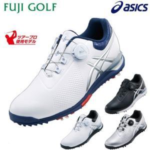 ゴルフシューズ ダンロップ アシックス TGN923 DUNLOP asics GEL-ACE TOUR 3 Boa TGN923 ゲルエース ツアー 3 ボア TGN923 メンズ 数量限定 超特価品|fujigolf-kyoto