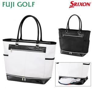 ゴルフ トートバッグ DUNLOP SRIXON ダンロップ スリクソン スポーツバッグ GGB-S151 シューズインポケット 2018年AWモデル|fujigolf-kyoto