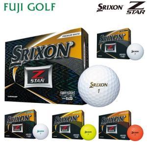 ゴルフ ボール DUNLOP SRIXON ダンロップ スリクソン NEW SRIXSON Z-STAR スリクソン Z-STAR ゴルフボール 1ダース 2019年モデル fujigolf-kyoto