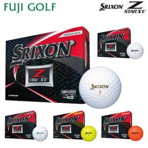 ゴルフ ボール DUNLOP SRIXON ダンロップ スリクソン NEW SRIXSON Z-STAR XV スリクソン Z-STAR XV 1ダース 2019年モデル fujigolf-kyoto