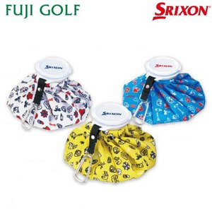ゴルフ 暑さ対策 氷のう DUNLOP SRIXON ダンロップ スリクソン アイスバッグ GGF-22103 2019年モデル|fujigolf-kyoto