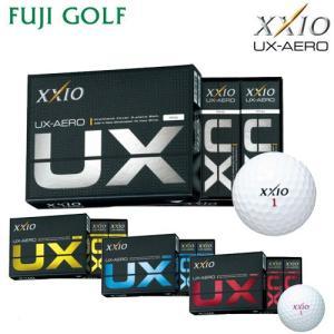 数量限定 超特価 在庫限り DUNLOP XXIO ダンロップ ゼクシオ UX-AERO ユーエックス エアロ ゴルフボール 1ダース 2016年モデル|fujigolf-kyoto