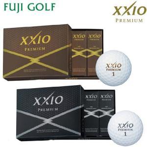 数量限定 DUNLOP ダンロップ XXIO PREMIUM ゼクシオ プレミアム ゴルフボール 1ダース 2016年モデル|fujigolf-kyoto