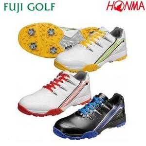 在庫限り特価品 HONMA GOLF 本間ゴルフ メンズ ゴルフシューズ SS-3403|fujigolf-kyoto