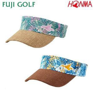 ゴルフ バイザー HONMA GOLF 本間ゴルフ Morley Mole レディースバイザー 836-418651 fujigolf-kyoto