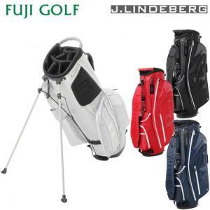 ゴルフ キャディバッグ J.LINDEBERG J.リンドバーグ メンズ キャディバッグ JL-018S 2019年モデル|fujigolf-kyoto