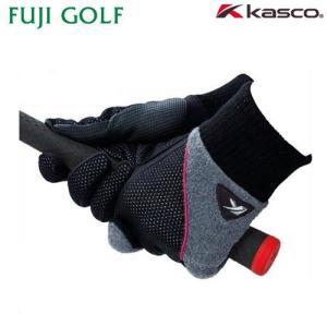 kasco キャスコ Heat WARM GLOVE ヒートキャスコ レディス レディース ゴルフグローブ(両手用) SF-1635LW(4445) 【2016年モデル】|fujigolf-kyoto
