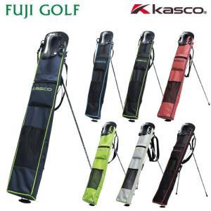 ゴルフ クラブケース kasco キャスコ KST-023RB スタンド式 セルフスタンド ラウンドバッグ|fujigolf-kyoto