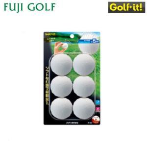 ライト スノーボール Snow Ball (6個入) 練習用ボール R-30|fujigolf-kyoto