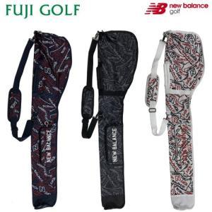 ゴルフ クラブケース new balance ニューバランス タギングシューズプリント柄クラブケース 012-8184024|fujigolf-kyoto