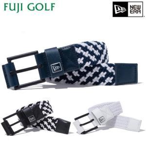 ゴルフ ベルト NEW ERA Golf ニューエラ ゴルフ Stretch Weave Belt ストレッチウィーブ ベルト メッシュベルト 数量限定 2019年モデル|fujigolf-kyoto