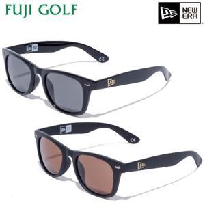 ゴルフ サングラス 偏光レンズ NEW ERA Golf ニューエラ ゴルフ サングラス 偏光 スクエアレンズ UVカット 完全数量限定 2019年モデル|fujigolf-kyoto
