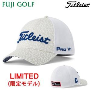 ゴルフ キャップ 限定商品 Titleist タイトリスト ALOHA フィットキャップ アロハ スポーツメッシュキャップ HJ9CL1−A1 リミテッド 2019年モデル|fujigolf-kyoto