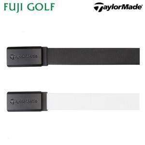 ゴルフ ベルト Taylor Made テーラーメイド TM レザーベルト KY368 日本製 2019年モデル|fujigolf-kyoto