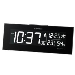 CITIZEN RHYTHM リズム掛置兼用電波めざまし時計 Iroria(イロリア)8RZ173SR02|fujii-tokeiten