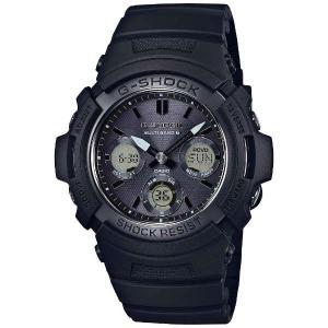 CASIO Gショック カシオ 腕時計ソーラー電波時計 デジタル×アナログAWG-M100SBB-1AJF|fujii-tokeiten