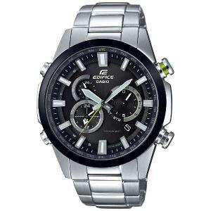 CASIOカシオ腕時計 エディフィス  ソーラー電波時計EQW-T640DB-1AJF