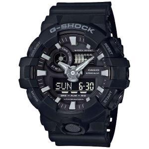 CASIO Gショック カシオ腕時計アナログ/デジタルコンビネーションモデルシリーズGA-700-1BJF(ジーショック G-SHOCK)|fujii-tokeiten