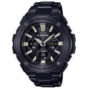 CASIO Gショック カシオ腕時計ソーラー電波時計 Gスチール GST-W130BD-1AJF|fujii-tokeiten