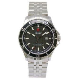 送料無料 スイスミリタリー腕時計 フラッグシップメンズML318 fujii-tokeiten