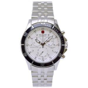 送料無料 スイスミリタリー腕時計 フラッグシップメンズML321 fujii-tokeiten